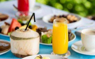 Menu Food & Drinks